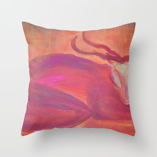 Animal Throw Pillow