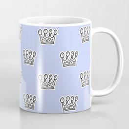 Crown pattern Coffee Mug