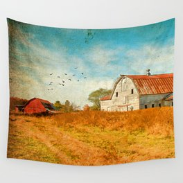 Peaceful Day's Wall Tapestry