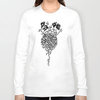 soul Long Sleeve T-shirts featuring Soul by myesaeed