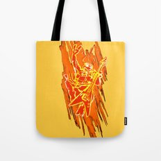 TMNT Rock: Mikey Tote Bag