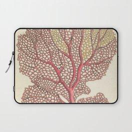 Naturalist Sea Coral Laptop Sleeve