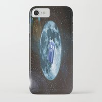 dr who iPhone & iPod Cases featuring dr who by store2u