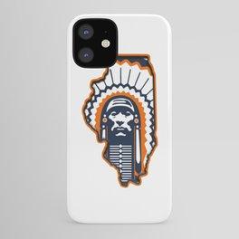 Fighting Illini Football Merch iPhone Case