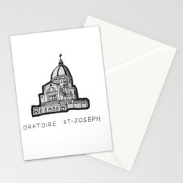 Oratoire St-Joseph, Montreal Stationery Cards