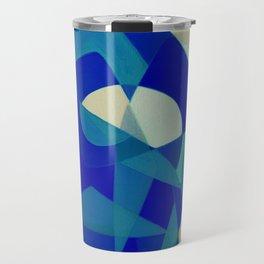 Blue Lovers Travel Mug