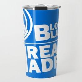 Slogan Real Madrid Travel Mug
