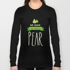 The perfect pear Long Sleeve T-shirt