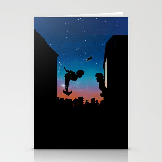 I'll Always Believe In You, Peter Pan. Stationery Cards