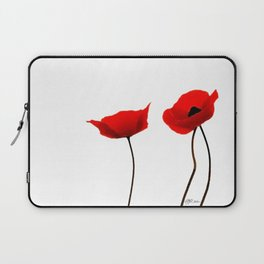 Simply poppies Laptop Sleeve