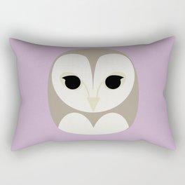 Pūce Rectangular Pillow