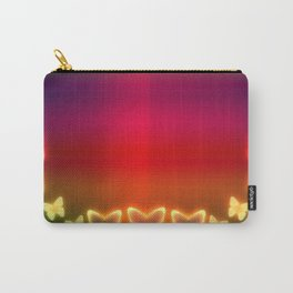 beautiful glows and gradations. Carry-All Pouch