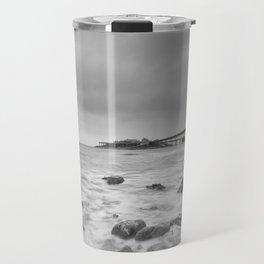 Birnbeck Pier Travel Mug
