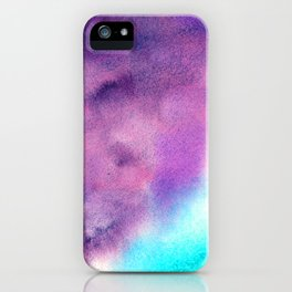 Color Wash - Cool Summer iPhone Case