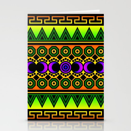 Tribal One Stationery Cards