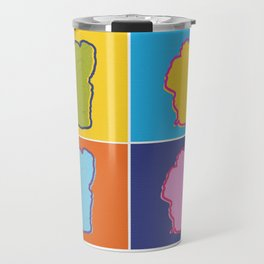 LT Pop Art Travel Mug