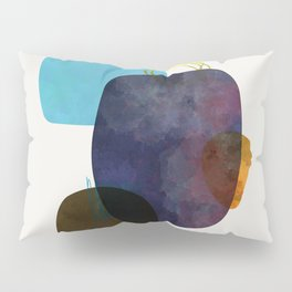 ABSTRACT FIGURES n.1 Pillow Sham