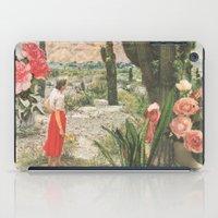 cactus iPad Cases featuring Decor by Sarah Eisenlohr