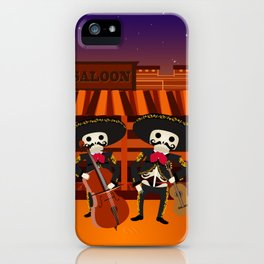 Mexico Mariachi iPhone Case