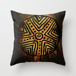 Ancestry / Canary Islands Throw Pillow