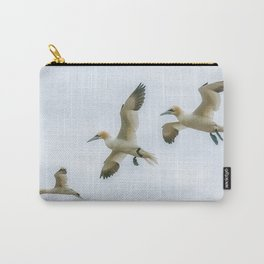 Gannet trio Carry-All Pouch