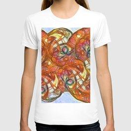 1000 Ojos mirando al cielo T-shirt