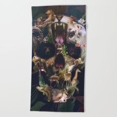 Kingdom Beach Towel
