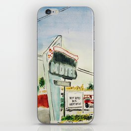 Motel Louisiana iPhone Skin