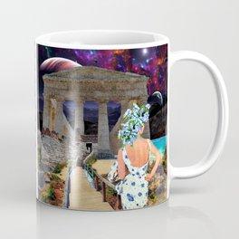 Watching the Ruins Coffee Mug