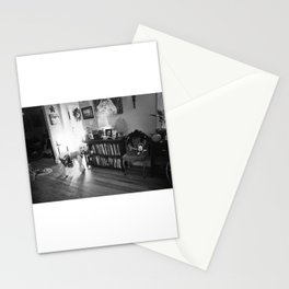"""Ziggy Star-Dog"" by Lindsay Wiggins Stationery Cards"