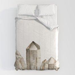 Smokey Quartz Comforters