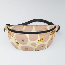 Giraffes Fanny Pack