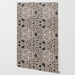 geomeric elegant soft pattern Wallpaper