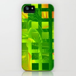 Great Green Frac 5 iPhone Case