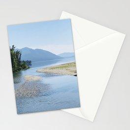 Lake McDonald, Montana Stationery Cards