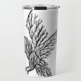 Owl Branches Travel Mug