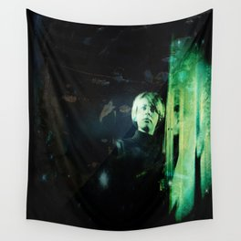 Dust, Light, and Shadows Wall Tapestry