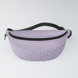Lilac mother of pearl Fanny Pack