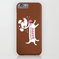 Dog kisses Slim Case iPhone 6s