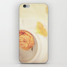 A cup of sweetness iPhone & iPod Skin