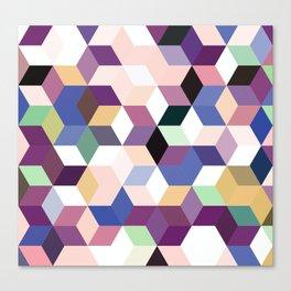 Geometrical patterns 3. Canvas Print