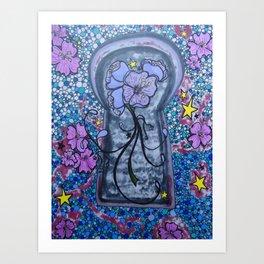 Unlock the Possibilities. Art Print