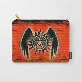 Saving People, Hunting Things Carry-All Pouch