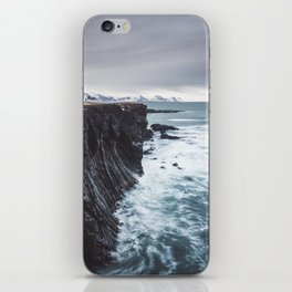 The Edge - Landscape and Nature Photography iPhone Skin