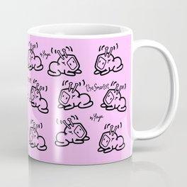Yaya´s T.V Pets staring at Eachother Coffee Mug