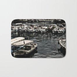 antalya kaleici port Bath Mat