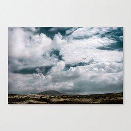 Hebb Canvas Print
