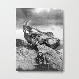 Reciprocity Metal Print