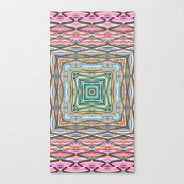 Touchy Vibrations. Canvas Print