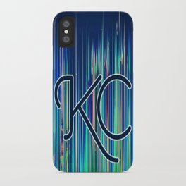 KC, MO iPhone Case